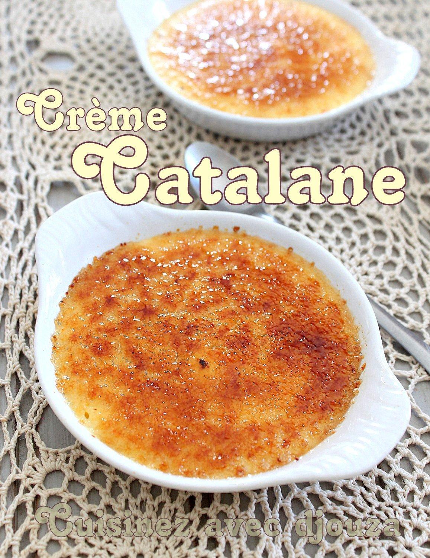 Crème a la catalane de Mariotte