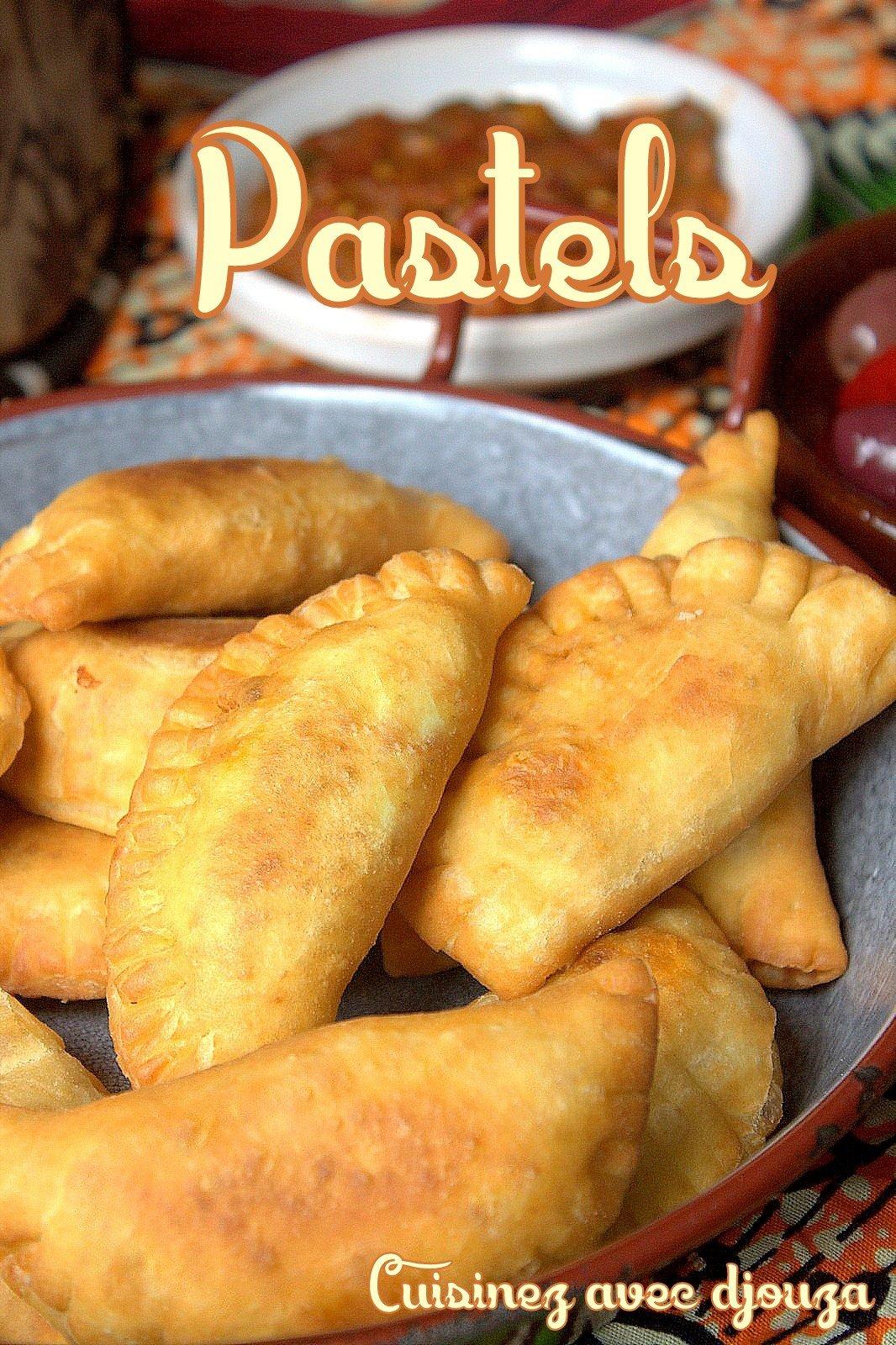 Recette pastels ou fataya senegalaise a la viande recettes faciles recettes rapides de djouza - Recette de cuisine senegalaise ...