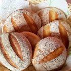 Recette petit pain rond marocain au four