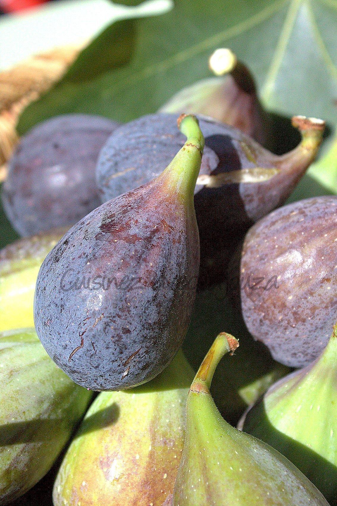 figues ramassées de septembre