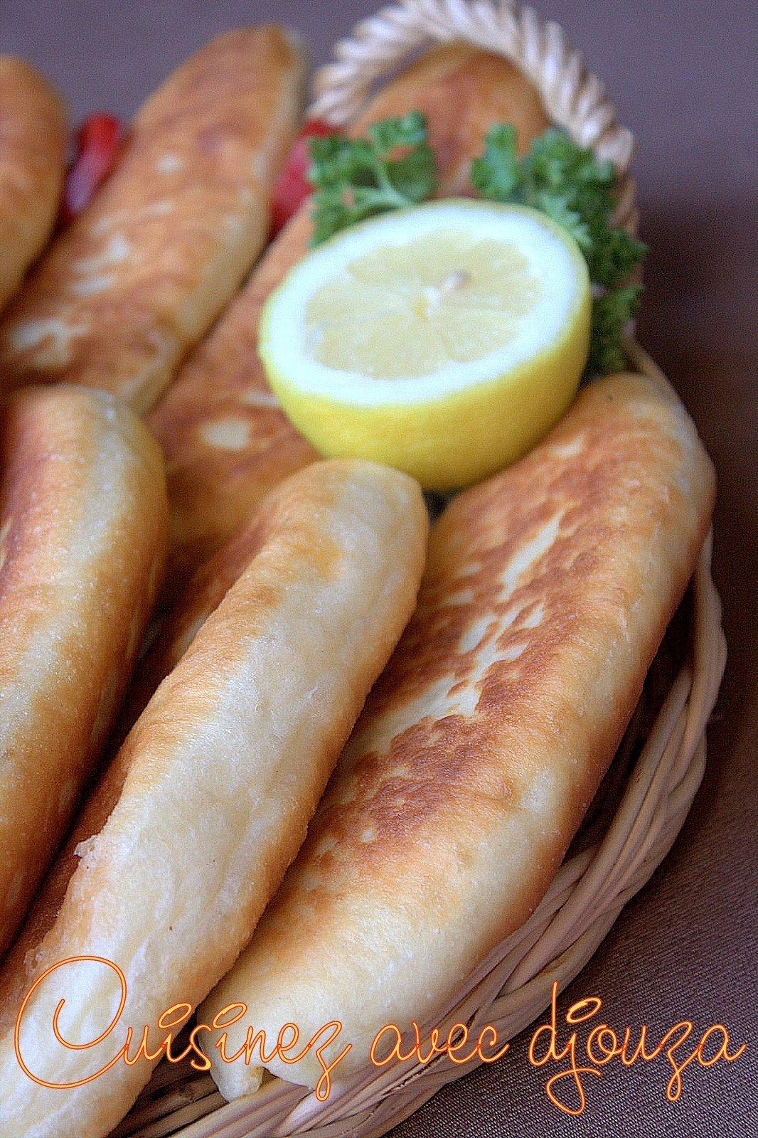 recette Beignet salé farci au poivron