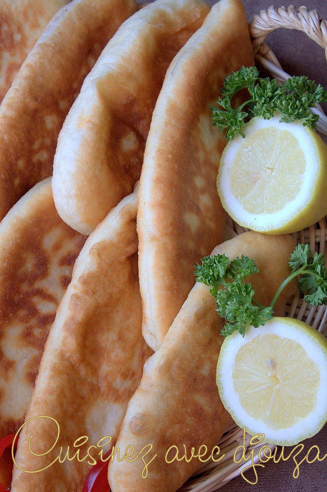 Beignets salés pour le ramadan
