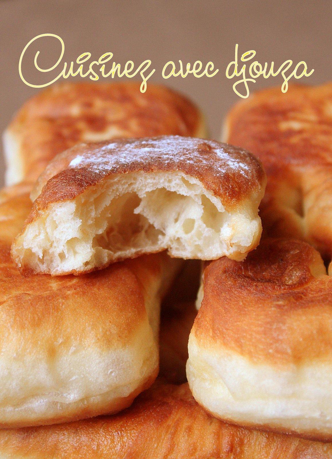beignets faciles et l u00e9gers au yaourt