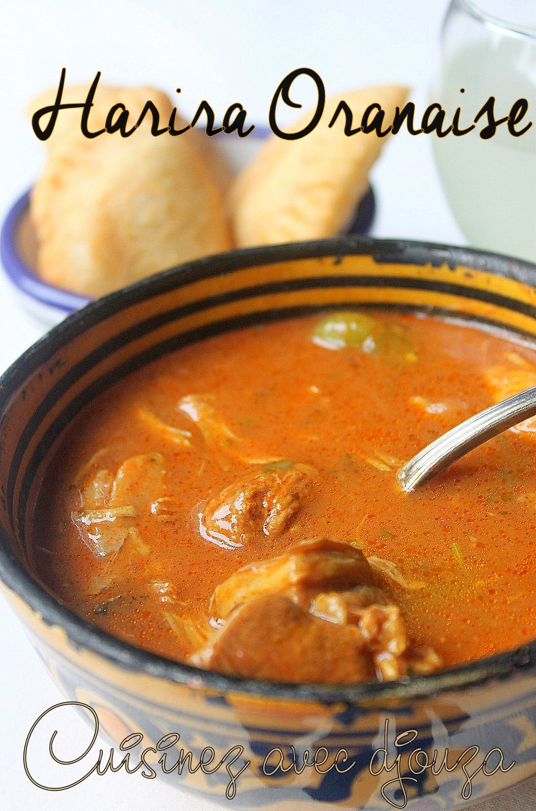 Soupe harira oranaise
