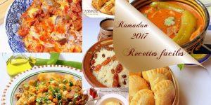 Idée recette ramadan 2017 facile