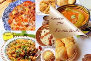 Idées de recette ramadan 2017 facile
