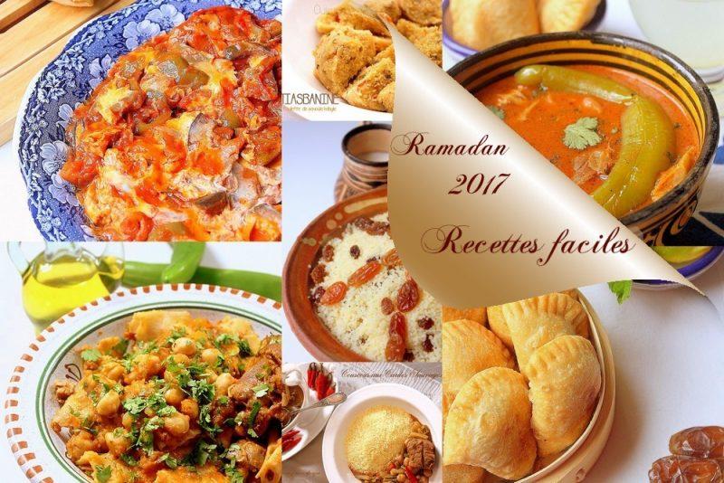 id 233 e recette ramadan 2017 facile recettes faciles recettes rapides de djouza