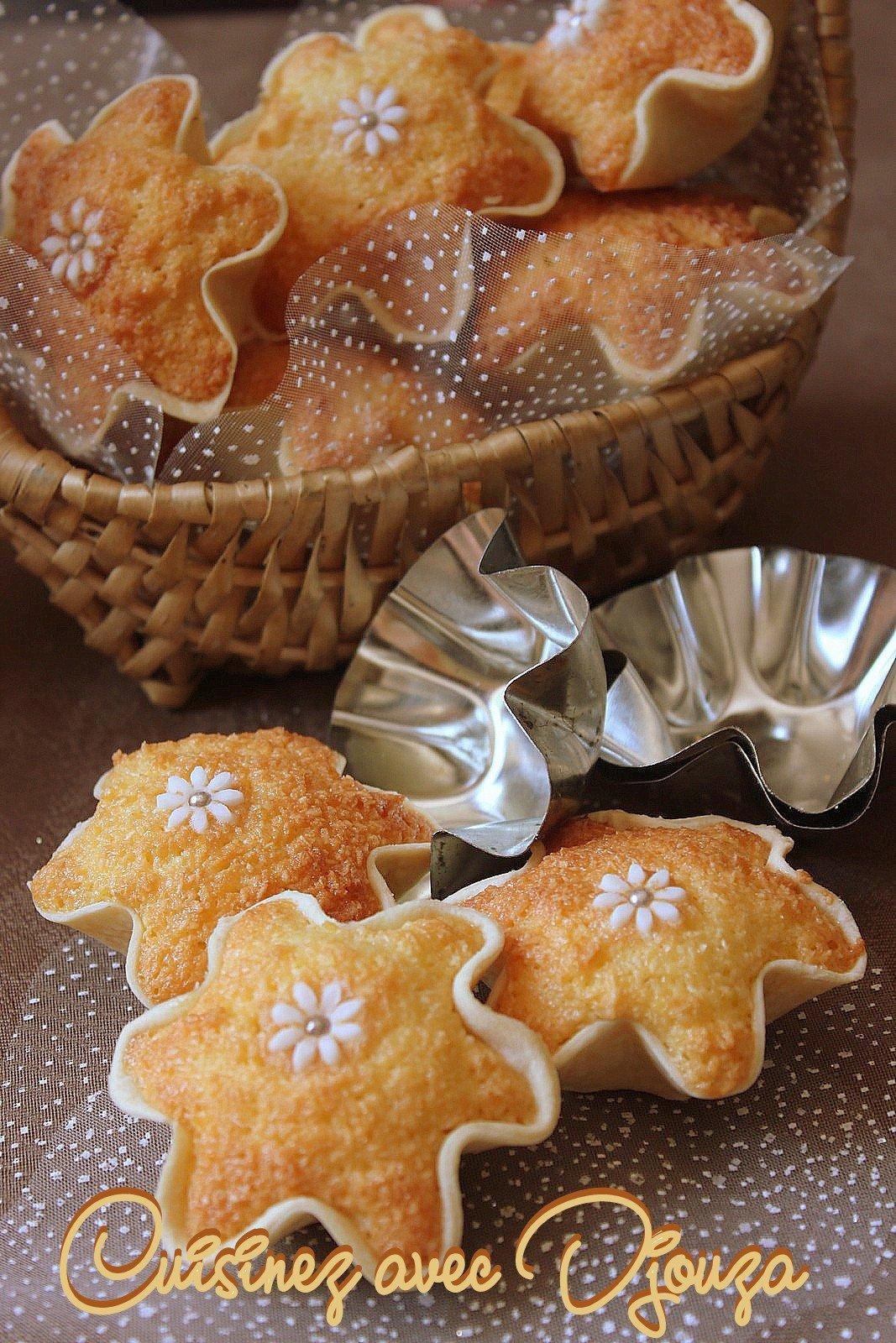 Knidlettes algéroises noix de coco
