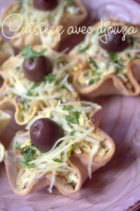 Recette filet de maquereau en salade