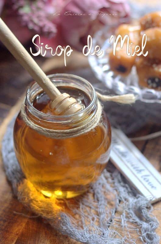 faux miel maison