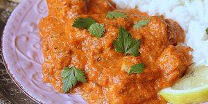 Le Butter chicken, Poulet au beurre indien
