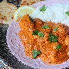 Butter chicken, Poulet au beurre indien