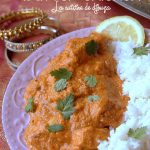 Poulet indien chicken butter
