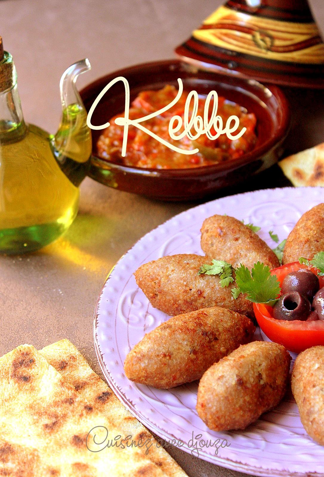 Recette boulette des kebbas