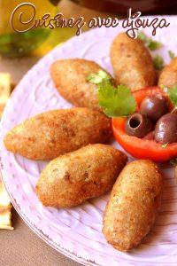 Recette de kebbe, boulettes de viande hachée