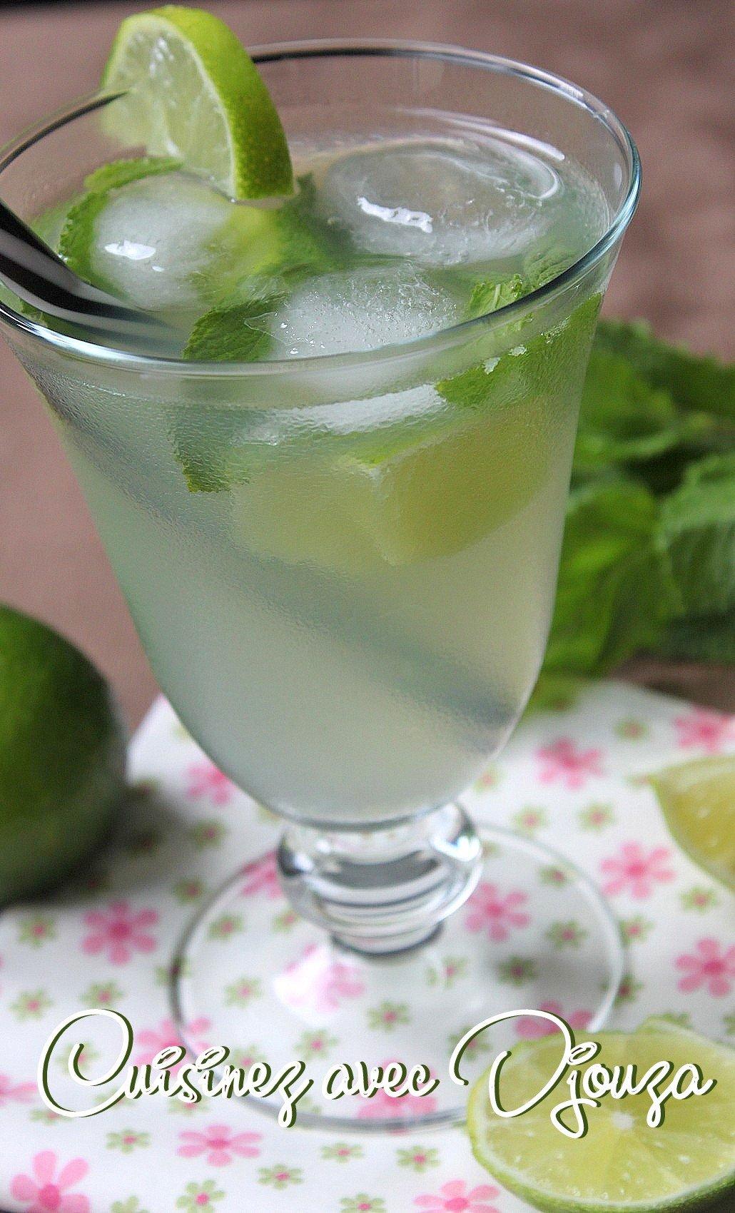Recette du cocktail mojito