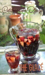 Recette thé froid