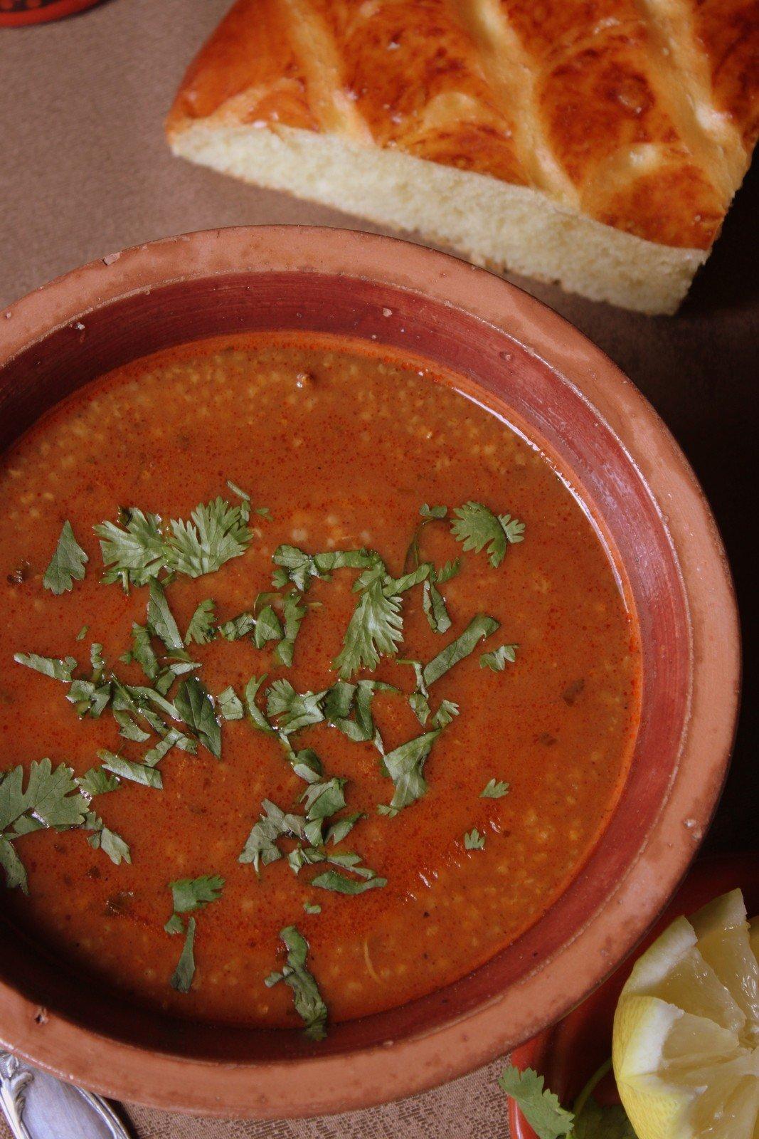 Chorba recettes pour le ramadan la cuisine de djouza - Recette de cuisine tunisienne pour le ramadan ...