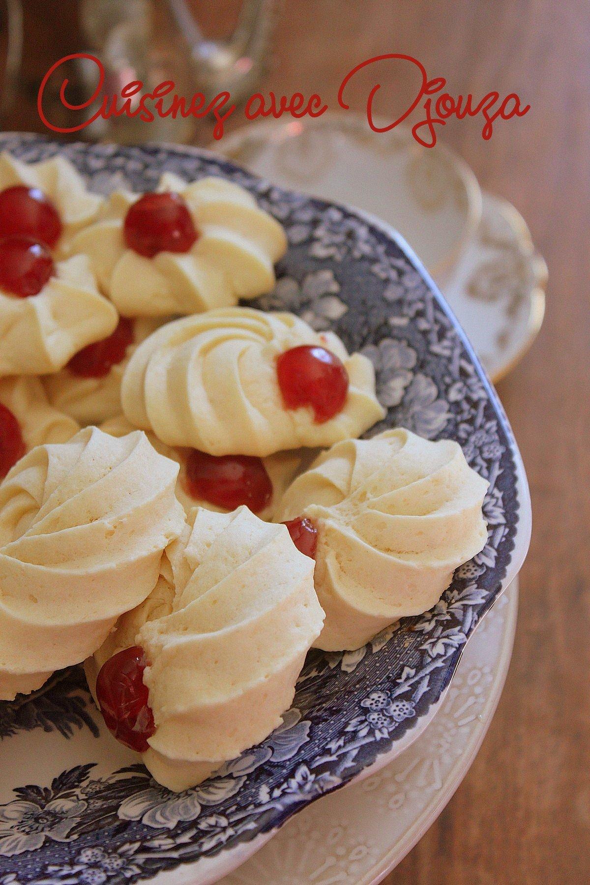 Biscuit sec algérien petit four