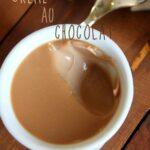 Recette de la crème au chocolat