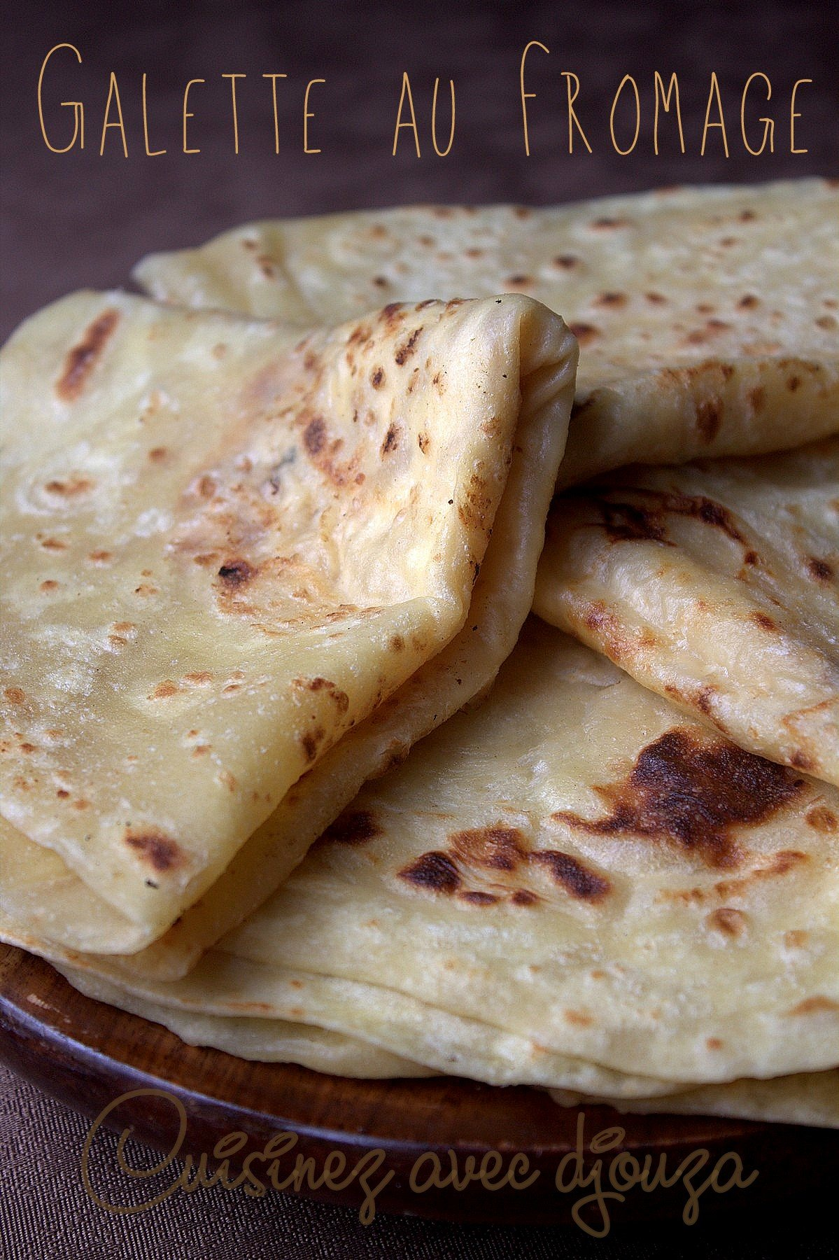 Trid ou rougag au fromage