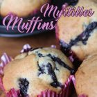 Recette muffin myrtille extra moelleux