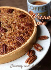 Recette tarte noix de pécan thanksgiving