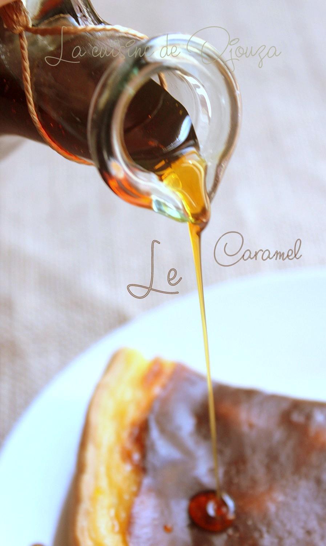 Caramel liquide maison recettes faciles recettes rapides de djouza - Faire du caramel maison ...