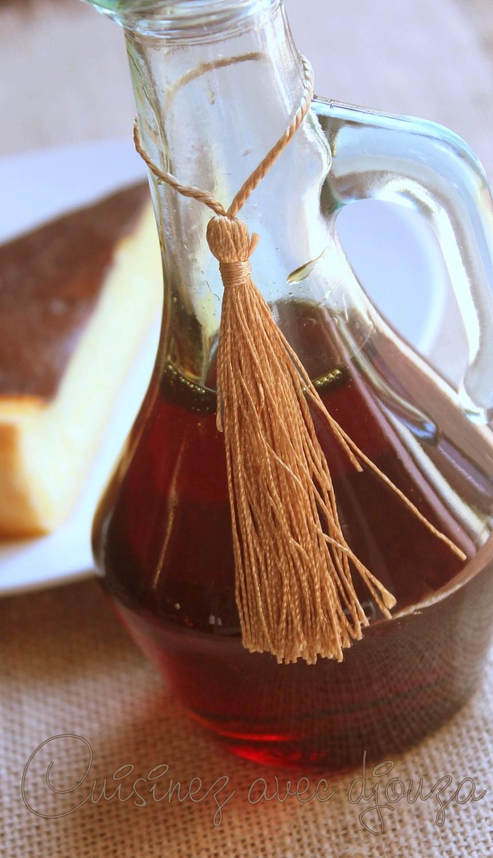 Faire son caramel liquide maison à la vanille