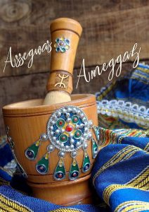 Yennayer nouvel an berbere