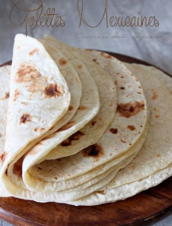 Tortilla mexicaine