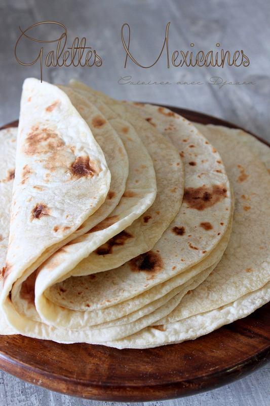 Tortilla mexicaine