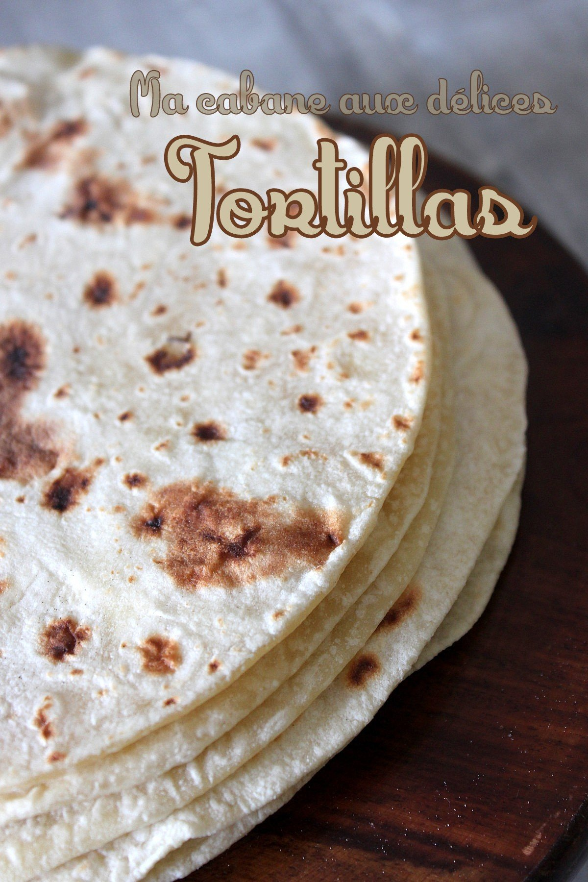 Pain mexicain tortilla