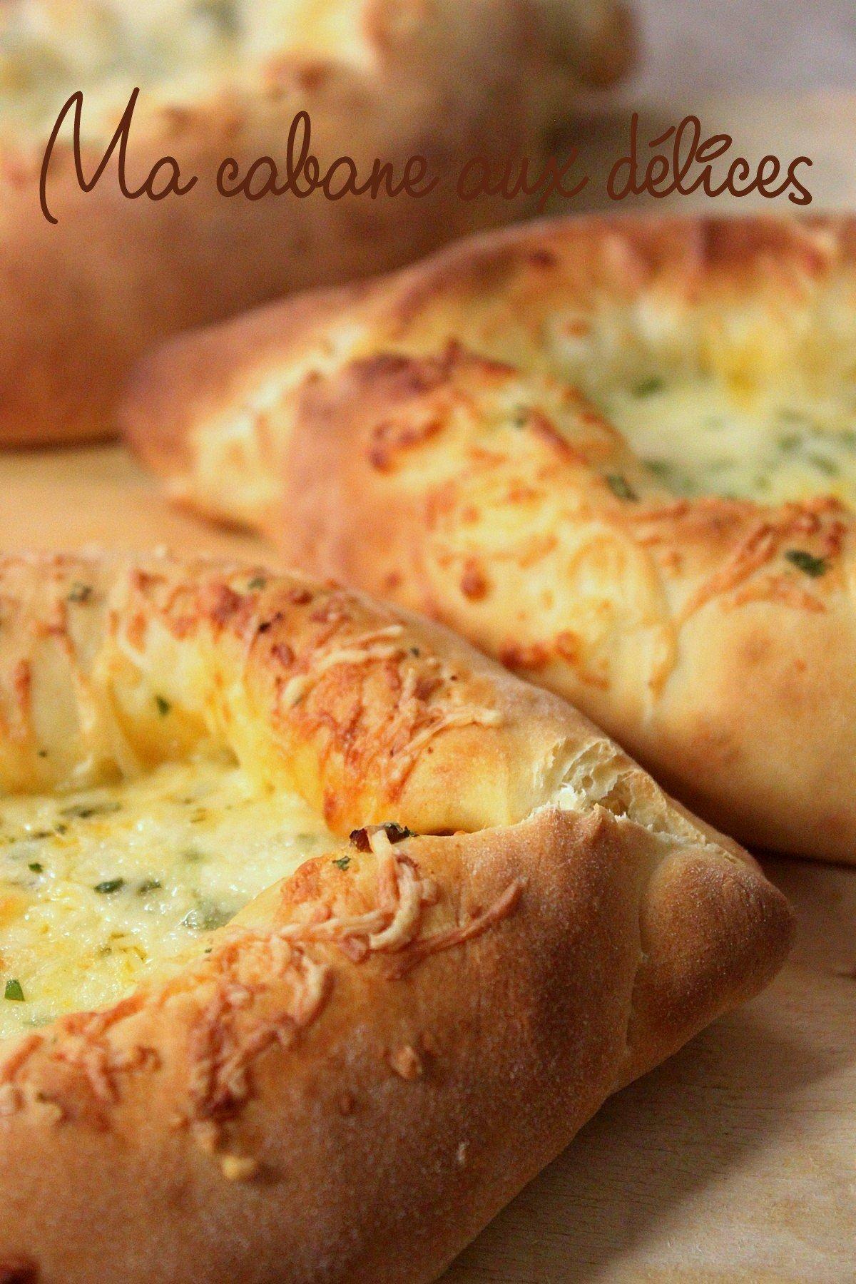 Recette khachapuri au fromage