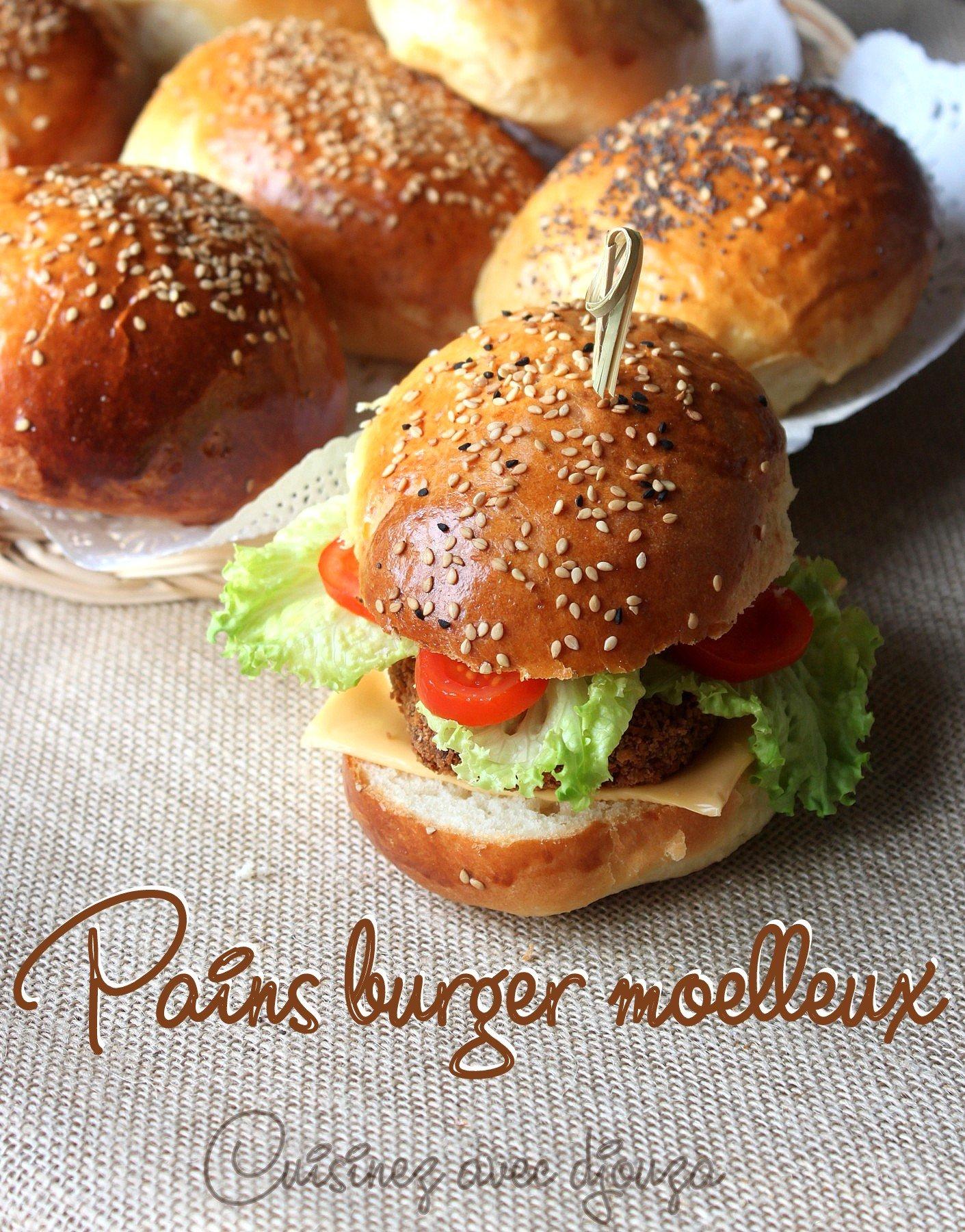 Recettes hamburger maison facile - Recette hamburger maison ...