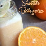 Smoothie pour maigrir à l'orange et citron