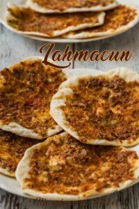 Pizza lahmacun recette turque