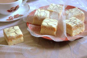 Shortbread millionnaire, le sablé au caramel anglais
