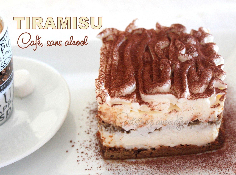 Recette tiramisu caf sans alcool recettes faciles recettes rapides de djouza - Tiramisu speculoos sans alcool ...