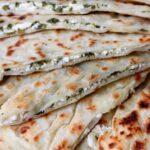 gözleme crêpes au fromage turc