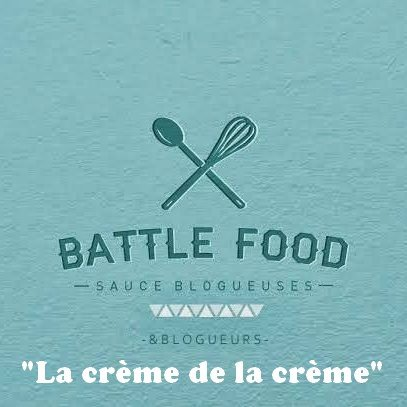 Logo battle food #51