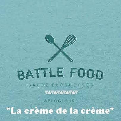 Logo battle food #51