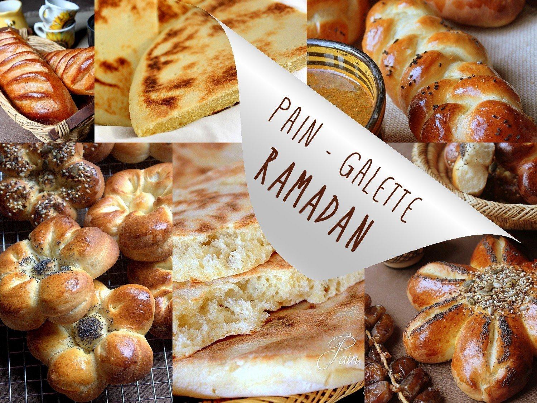Pain galette maison ramadan 2017