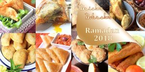 Brick bourek chausson Recette Ramadan 2018