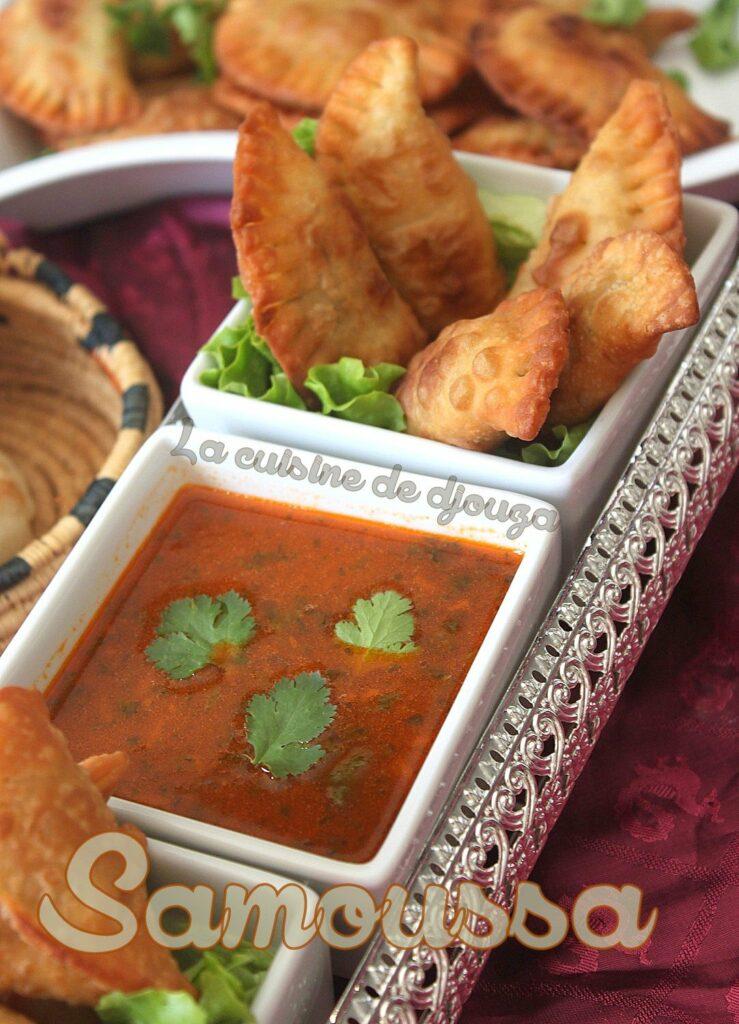 recette indienne de samoussa sans viande