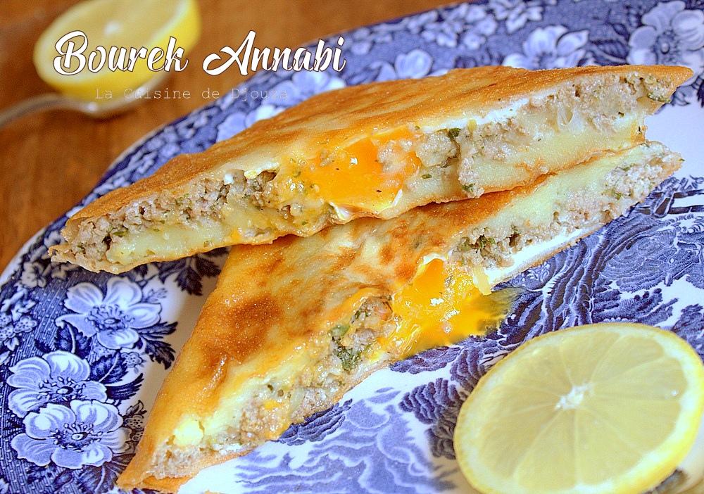 recette de bourek annabi algérien