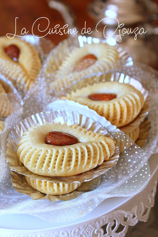 Gateau algerien moderne oeil du chameau recettes - Recette de cuisine algerienne traditionnelle ...