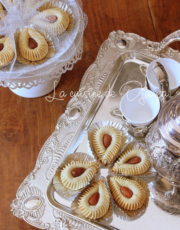 Gateau algerien moderne oeil du chameau recettes - Recette de cuisine facile et rapide algerien ...