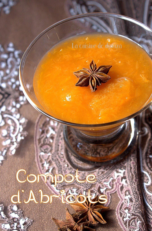 Compote d 39 abricot la badiane recettes faciles - Comment cuisiner le poireau a la poele ...