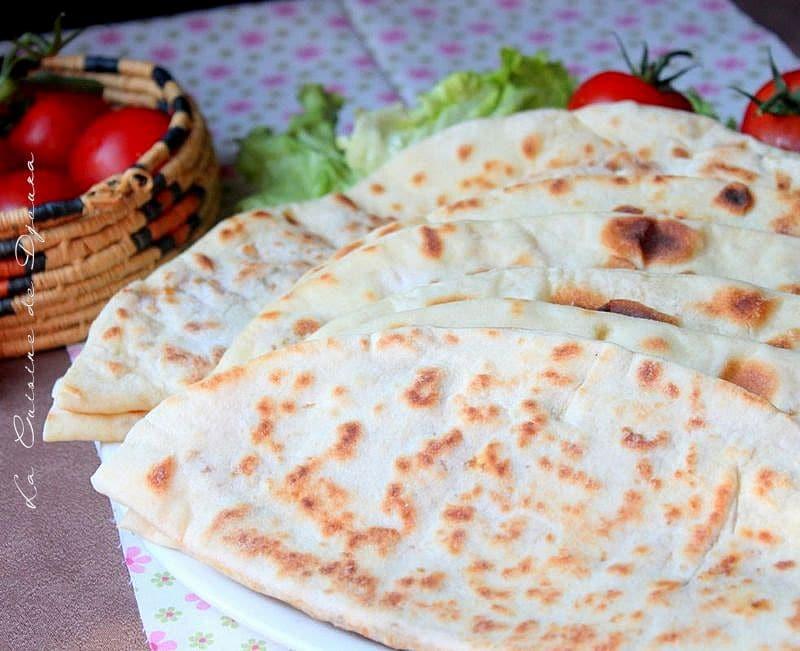 recette de crêpes turques